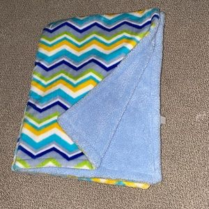 2 Sherpa Baby Blankets  Washed and Never Used
